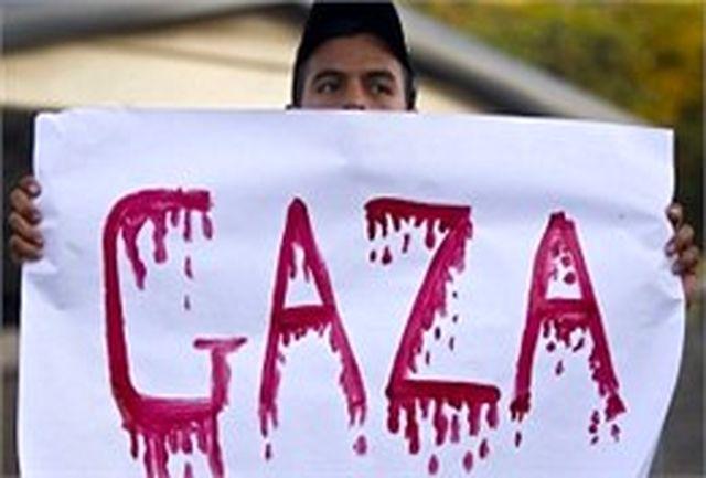 غزه در خون و آتش / استفاده اسرائیل از بمب پودر