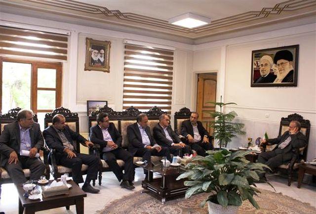 اعلام آمادگی استاندار اصفهان برای سرمایه گذاری گسترده در کشور کنیا