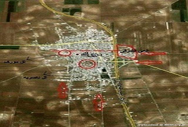پیشروی ارتش سوریه در تل ناصریه و تل مورک