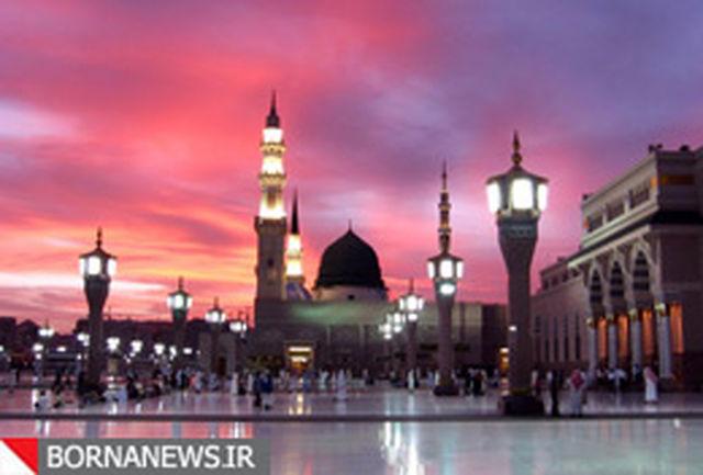 شبهای مسجد النبی(ص)