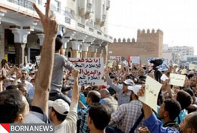 انتقاد دیدبان حقوق بشر ازسرکوب مردم مغرب