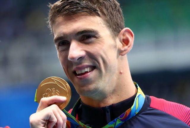 ۳۲ میلیون بیننده برای شناگر برنده طلای المپیک