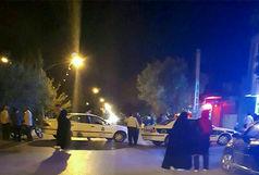 خنثیسازی بسته انفجاری در نجف آباد اصفهان