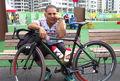 دوچرخه سوار جایگزین گلبارنژاد هنوز معرفی نشده است